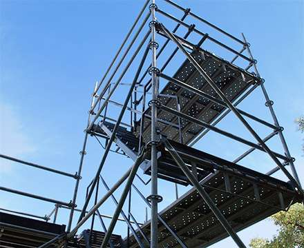 Multidirectional Scaffolding-Multidirectional scaffolding MDS